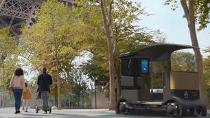 Citroën préfigure la mobilité urbaine du futur