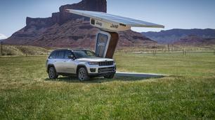 Jeep Grand Cherokee : une nouvelle génération sur prise !