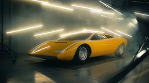 Cette Lamborghini Countach n'a rien d'ordinaire et elle a réclamé un boulot titanesque !