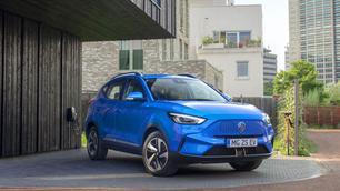 MG ZS EV : style modernisé… et autonomie étendue !