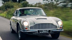 Lunaz a jeté son dévolu sur l'Aston Martin DB6 !