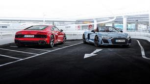 L'Audi R8 RWD gagne en puissance !