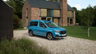 Le nouveau Ford Tourneo Connect : frère du VW Caddy