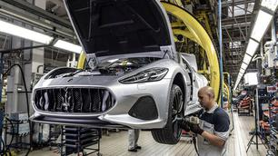 Stellantis start elektrificatie van Maserati-fabriek