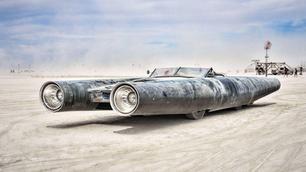 Vendus : trois engins issus du festival Burning Man
