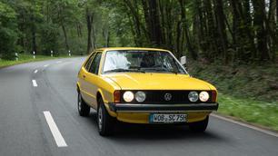 Vergeten model: Volkswagen Scirocco, zorgeloze oldtimer