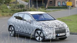 Scoop: Mercedes EQE SUV, opportunistisch silhouet