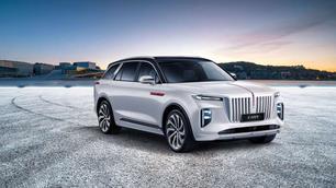 Deze 'exotische' luxe-SUV komt naar Europa