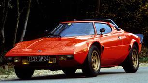 Les 5 secrets de la Lancia Stratos
