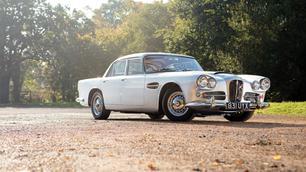Geflopt model: Lagonda Rapide, als James Bond een gezin zou hebben…