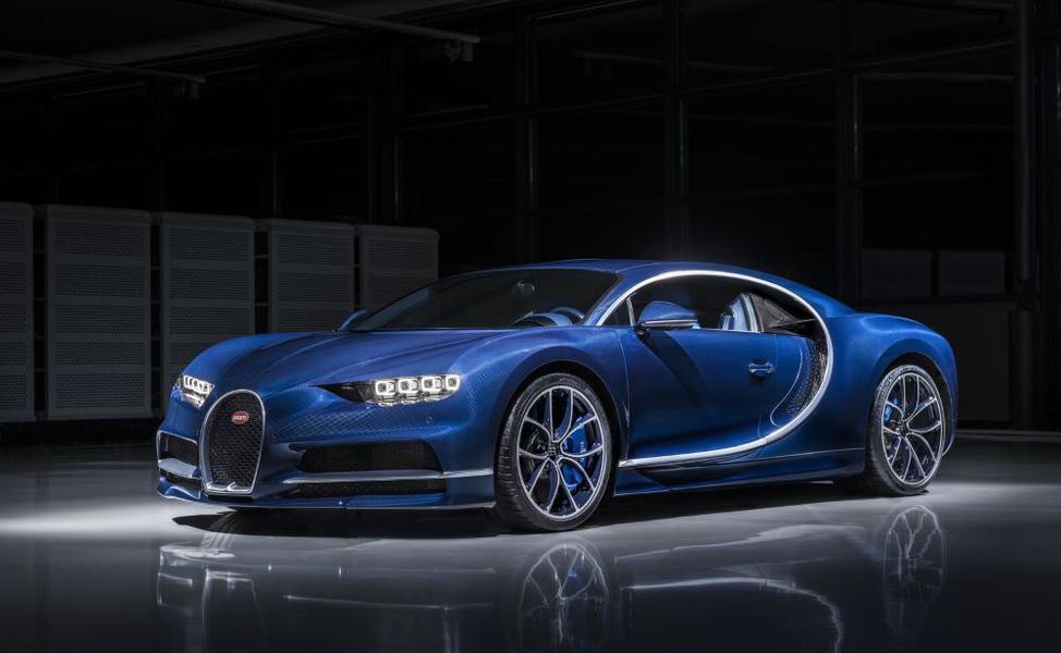 Het einde van de rit nadert voor de Bugatti Chiron