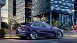 Audi offre 20 km d'autonomie supplémentaires à «tous» ses e-tron 55 quattro