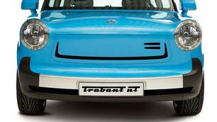 Trabant nT: elektrische Trabant