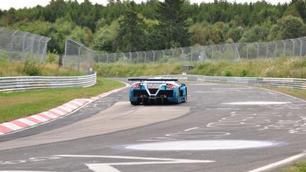 Gumpert Apollo Sport : Record op de Nürburgring !