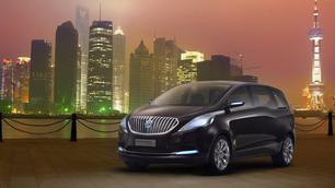 Buick Business Concept : Het blazoen weer opgepoetst