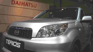 Daihatsu Terios : minder uitstoot !