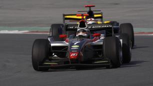 GP2 Asia: D'Ambrosio 7ème et deuxième course annulée