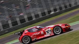 Tony Gillet: « Nous sommes l'équipe Minardi du championnat FIA GT »