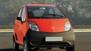 Tata Nano : niet de mooiste, maar wel de goedkoopste !
