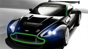 Aston Martin Vantage GT2 : Verte, même pour le carburant !