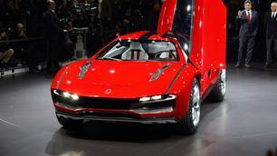 Italdesign Giugiaro Parcour: sportwagen voor elk terrein