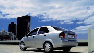 Daewoo Kalos : 5 étoiles à l'US NCAP
