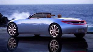 Buick Bengal, le roadster high-tech.
