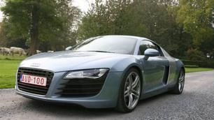 Audi R8 vs Lamborghini Gallardo: Broederstrijd