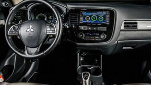 Mitsubishi Outlander PHEV: eerste test