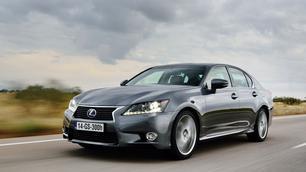 Lexus GS 300h: ten aanval tegen de diesel