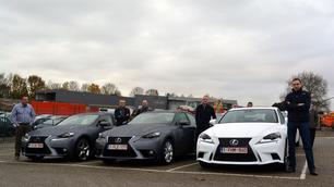 Lezerstest Lexus IS 300h: de mening van onze bezoekers