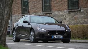 Maserati Ghibli Diesel: Latijns temperament