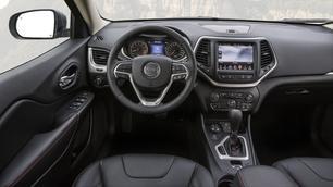 Jeep Cherokee: excentriekeling
