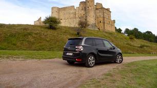 Citroën C4 Grand Picasso: Voyages, je vous aime!
