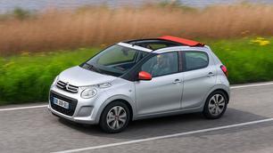 Citroën C1: pittig ding