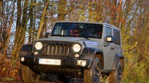 Jeep Wrangler Rubicon: de laatste Boyscout?