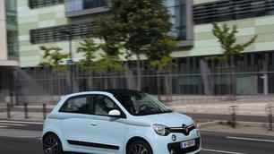Renault Twingo: de omgekeerde wereld