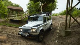 Land Rover Defender: laatste groet