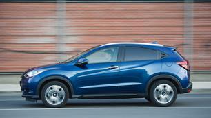 Honda HR-V : Plus grand à l'intérieur qu'à l'extérieur