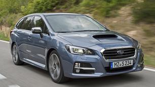 Subaru Levorg: terug naar de bron