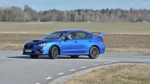 Subaru WRX STI: herbeginnen met hetzelfde