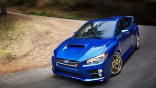 Subaru WRX STI: superlijm