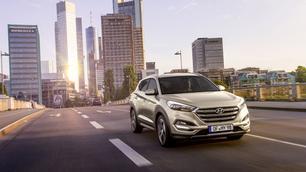 Hyundai Tucson: altijd hoger mikken