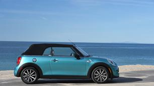 Mini Cabriolet: nieuwe zomertrend