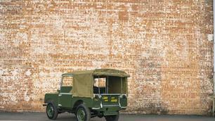 Land Rover 80 Series 1 1948: Onsterfelijk