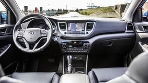 Hyundai Tucson 1.7 CRDi 141 7-DCT: voor de zakelijke chauffeur