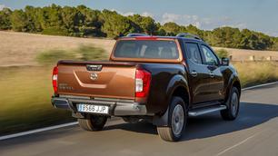 Nissan NP300 Navara: een stapje verder ingeburgerd