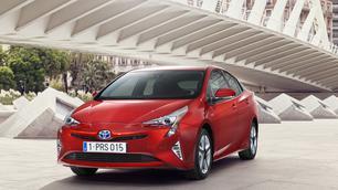 Toyota Prius : La fondatrice