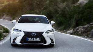 Lexus GS 300h: de hybride outsider