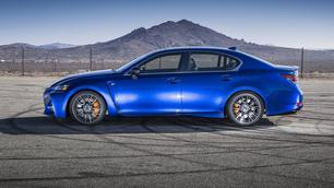 Lexus GS-F: samoerai in trainingspak